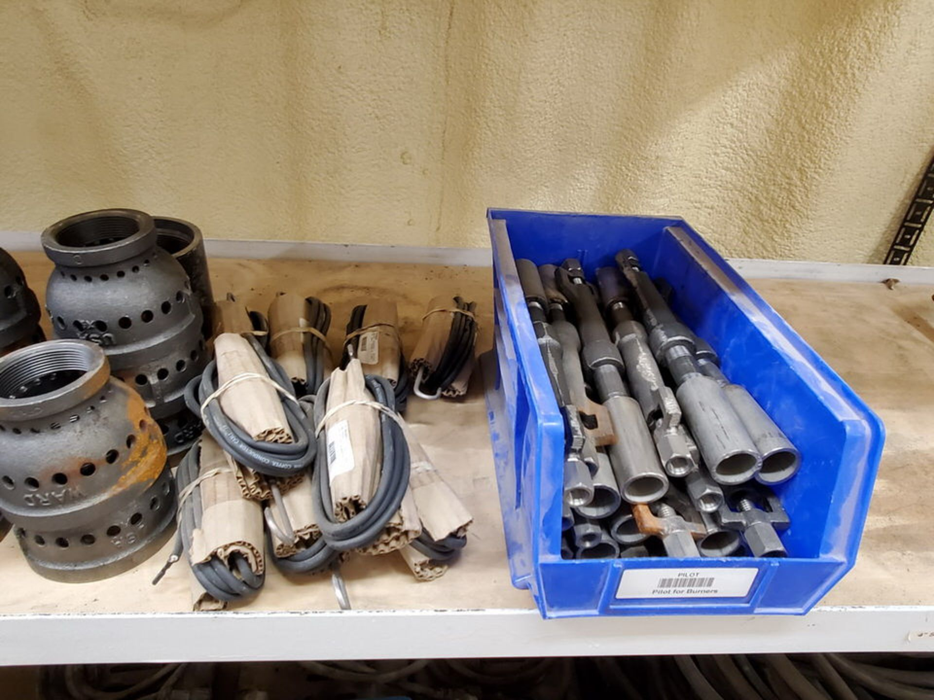 Assorted Fittings To Include But Not Limited To: Ells, 90's, Couplings, Nipples, U-Bolts, Washers, - Image 24 of 25