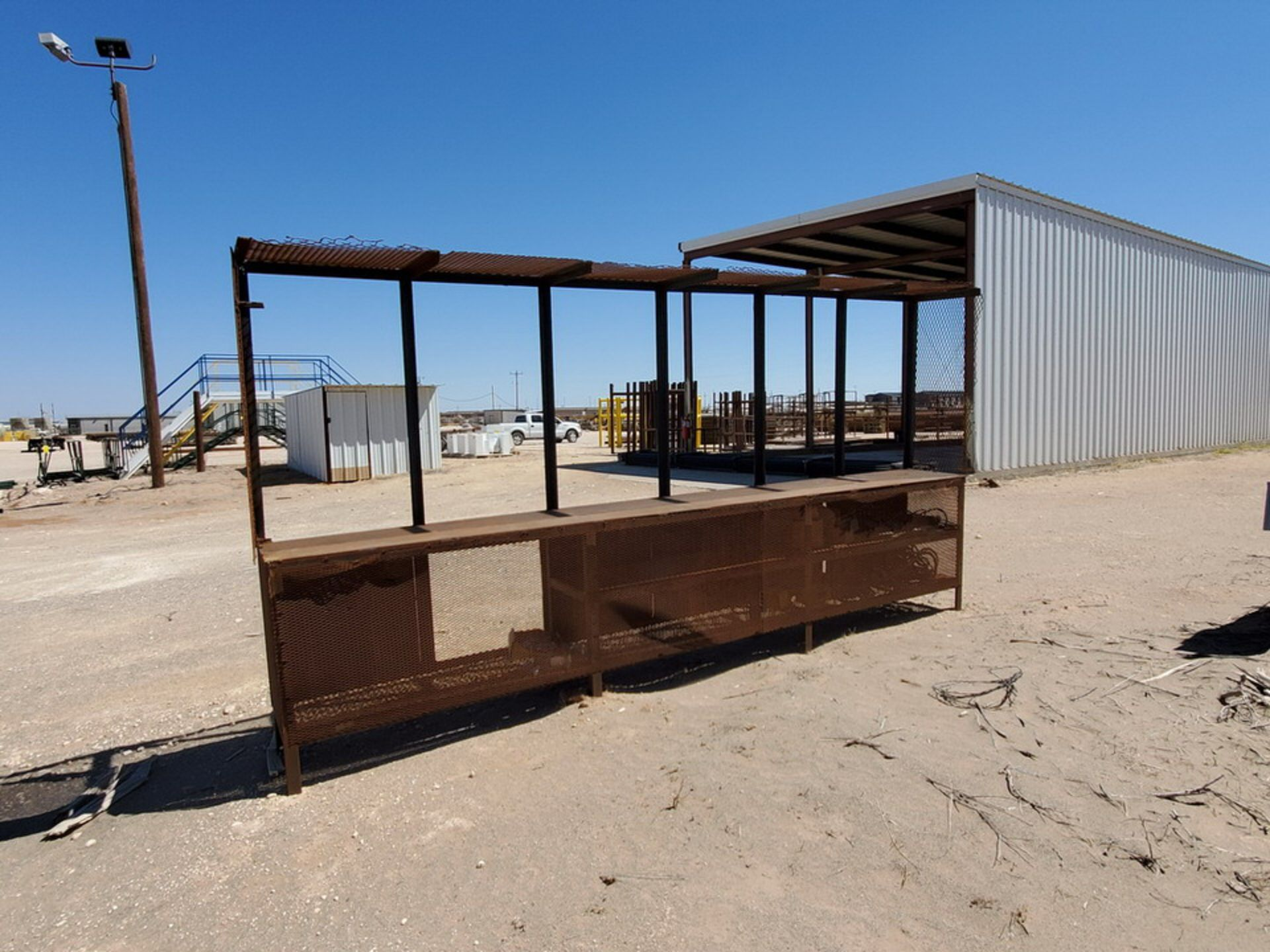 Assorted Racks & Tool Boxes - Image 4 of 10