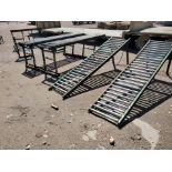 """Ashland & Other (6) Roller Conveyor 10' x 24"""""""