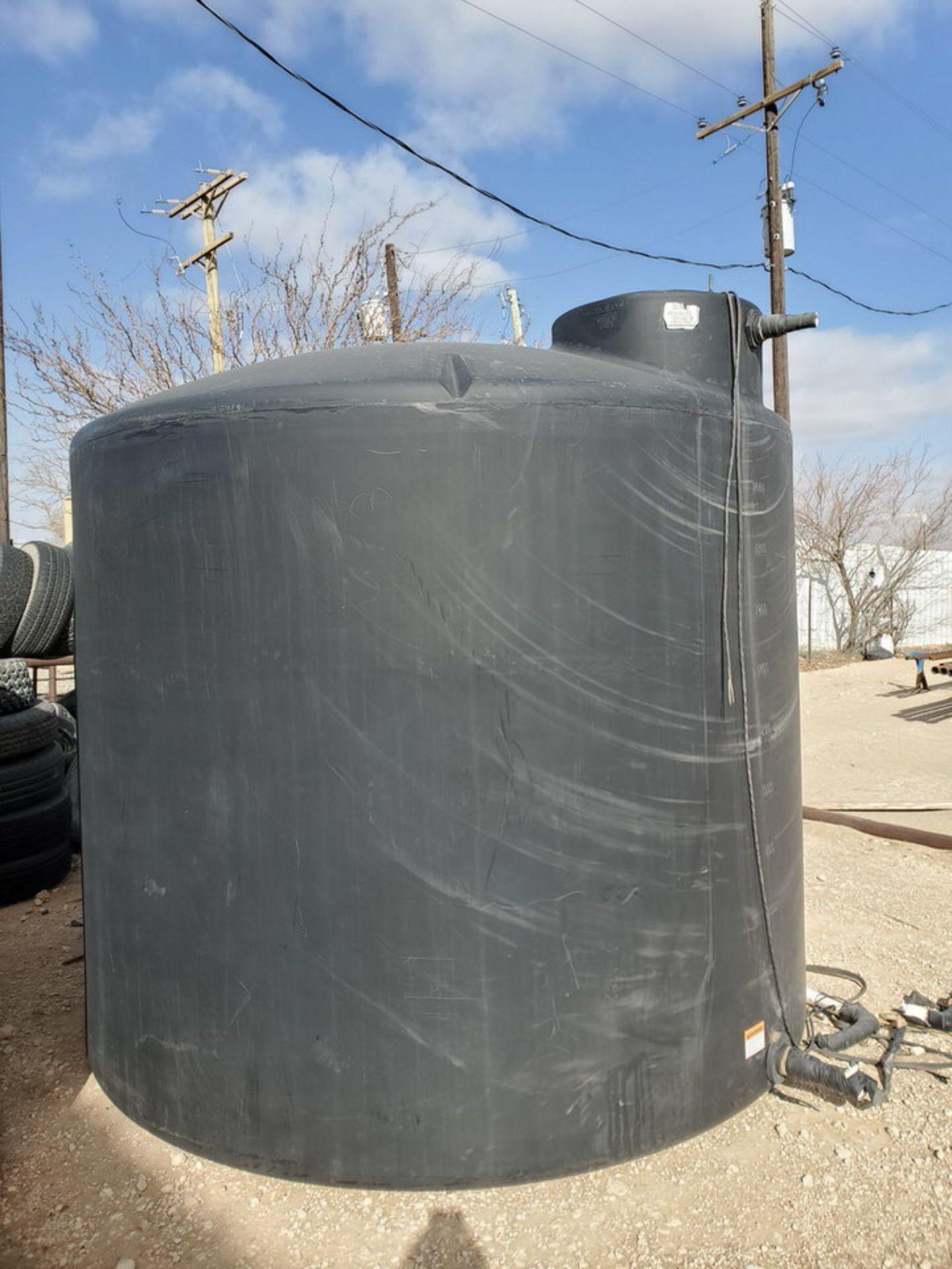 Water Tank 2500Gal - Image 3 of 6