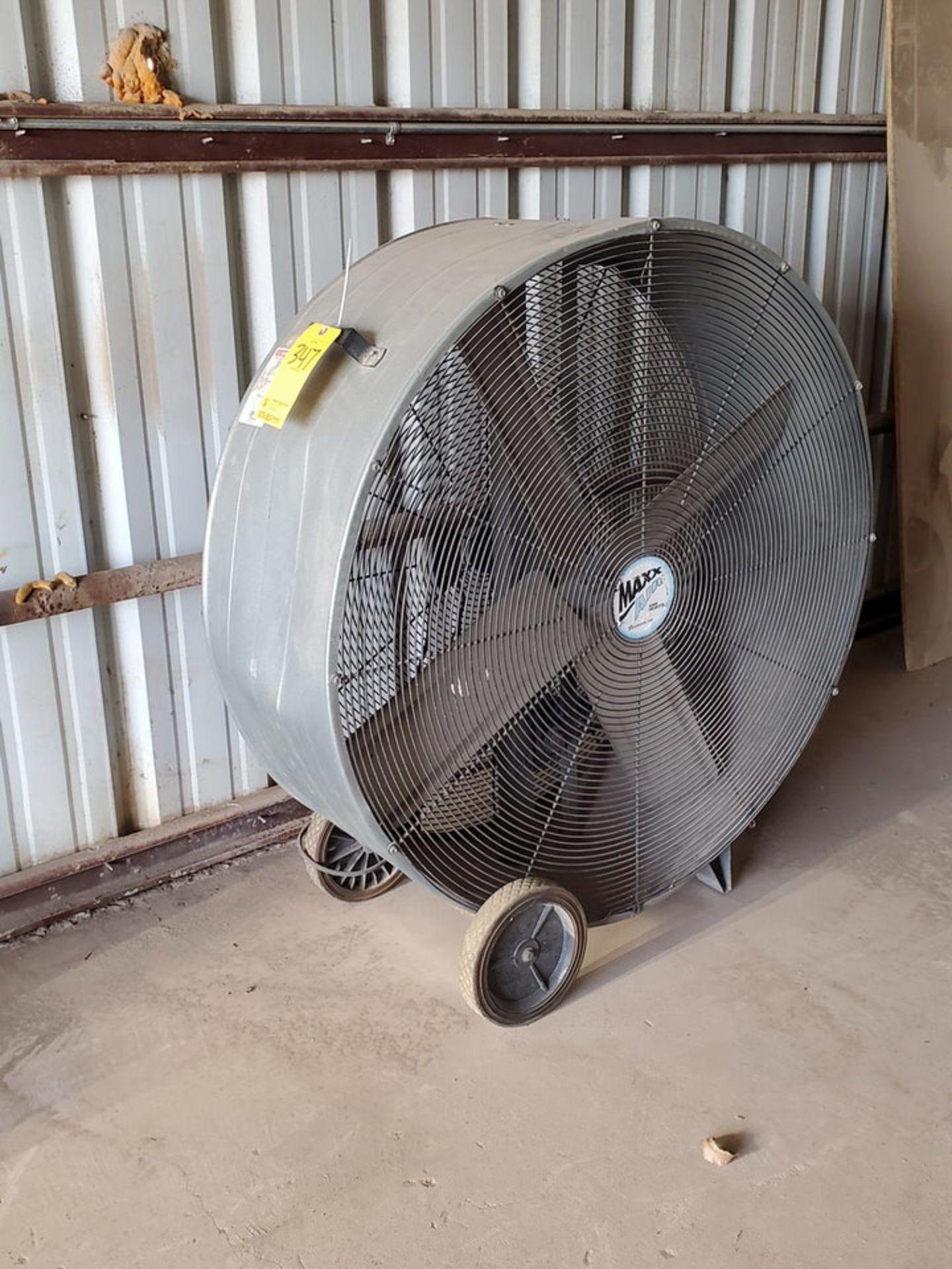 """Maxx 42"""" Portable Air Drum Fan"""