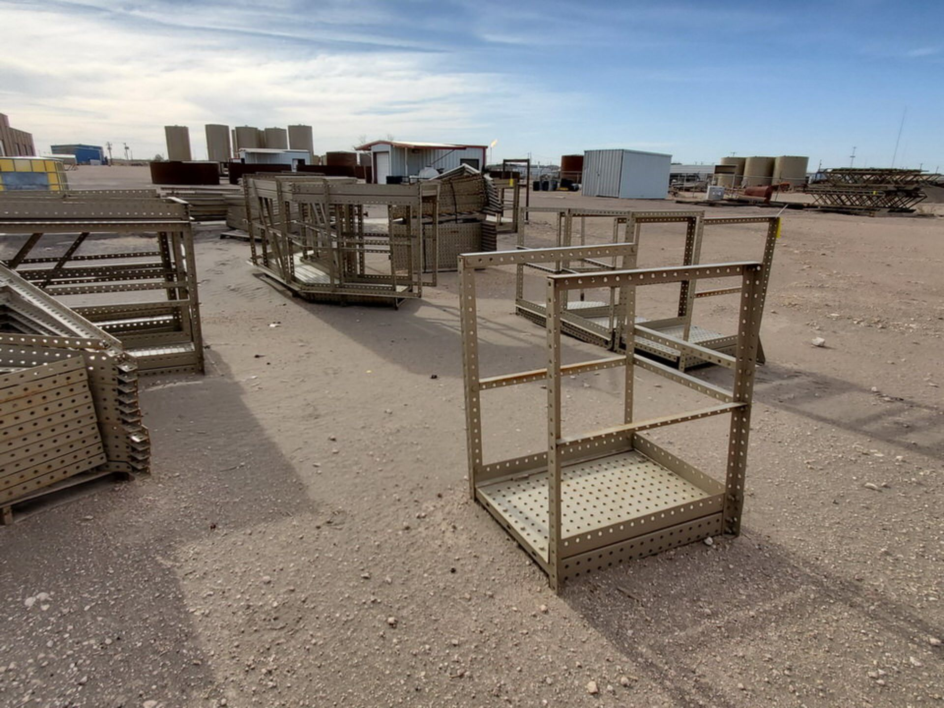 Disassembled Catwalk Sections - Image 19 of 20