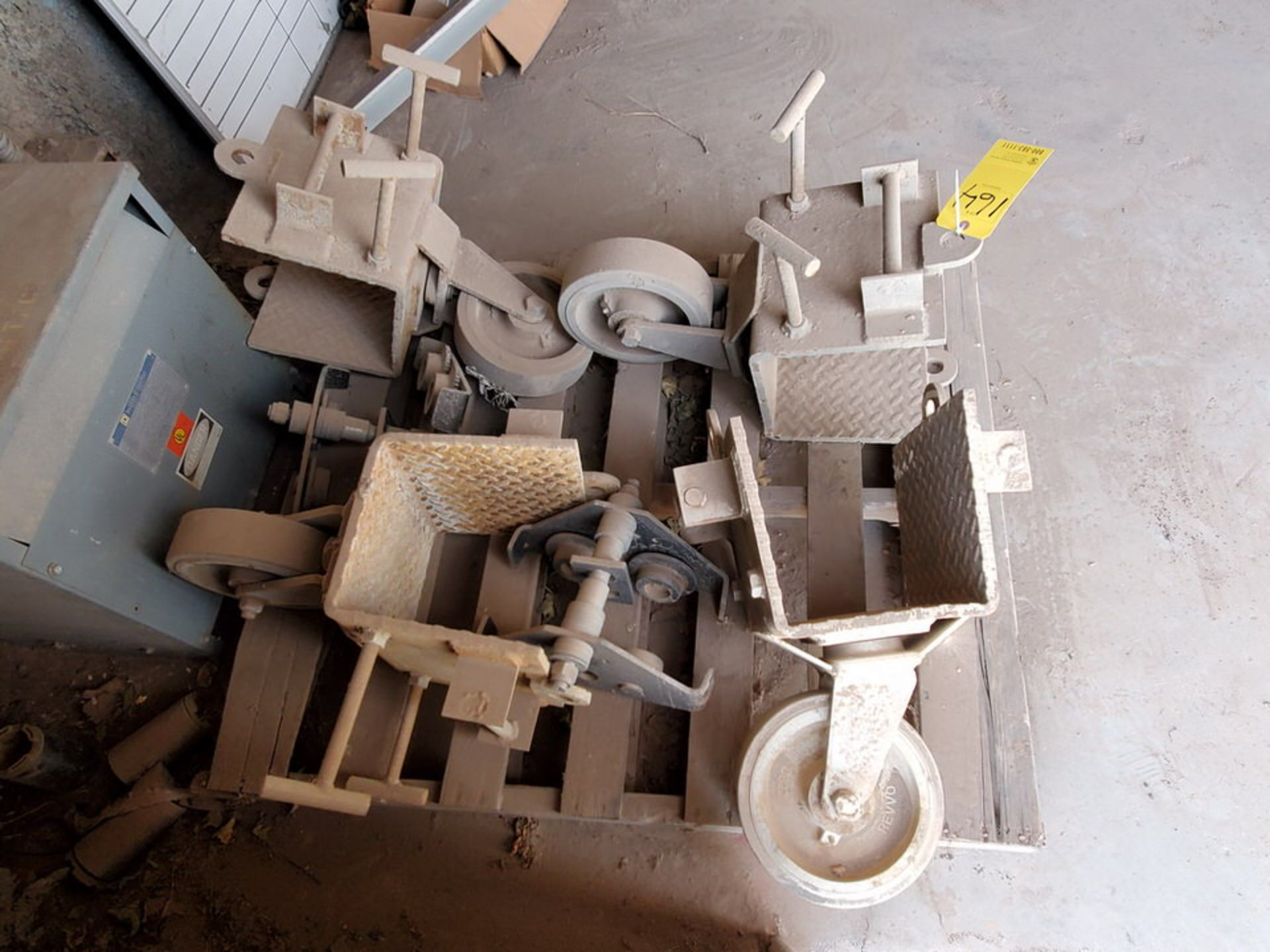 Castingts Attachments - Image 4 of 7