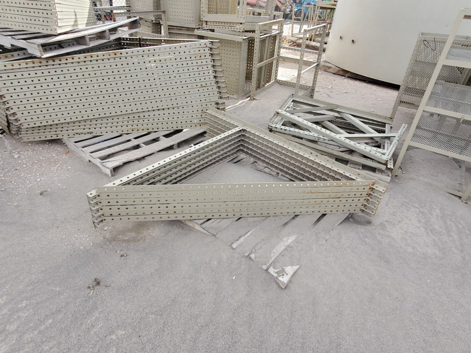 Disassembled Catwalk Sections - Image 9 of 12