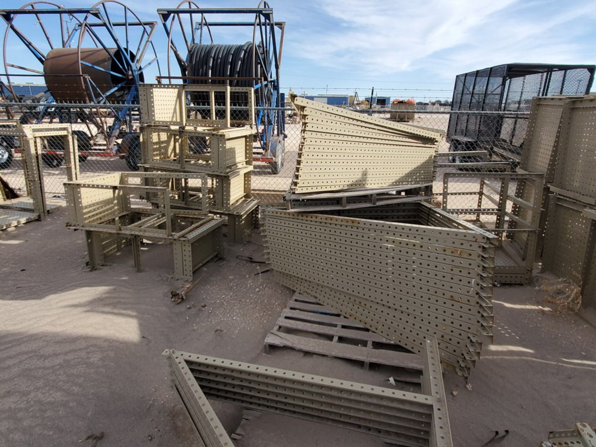 Disassembled Catwalk Sections - Image 11 of 12