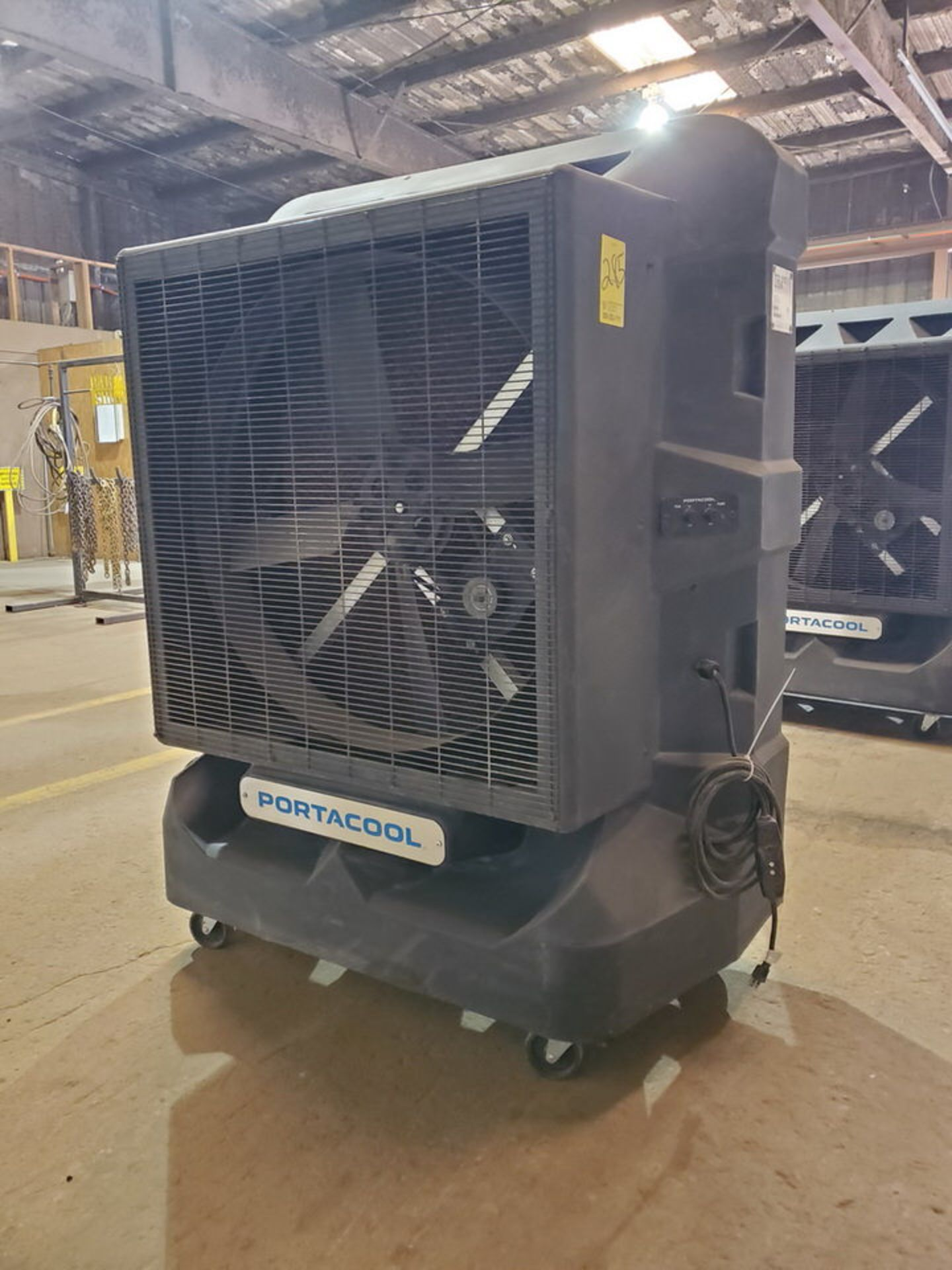 Portacool Cyclone 160 Portable Evaporative Cooler 115V, 60HZ, 7.3A - Image 4 of 7