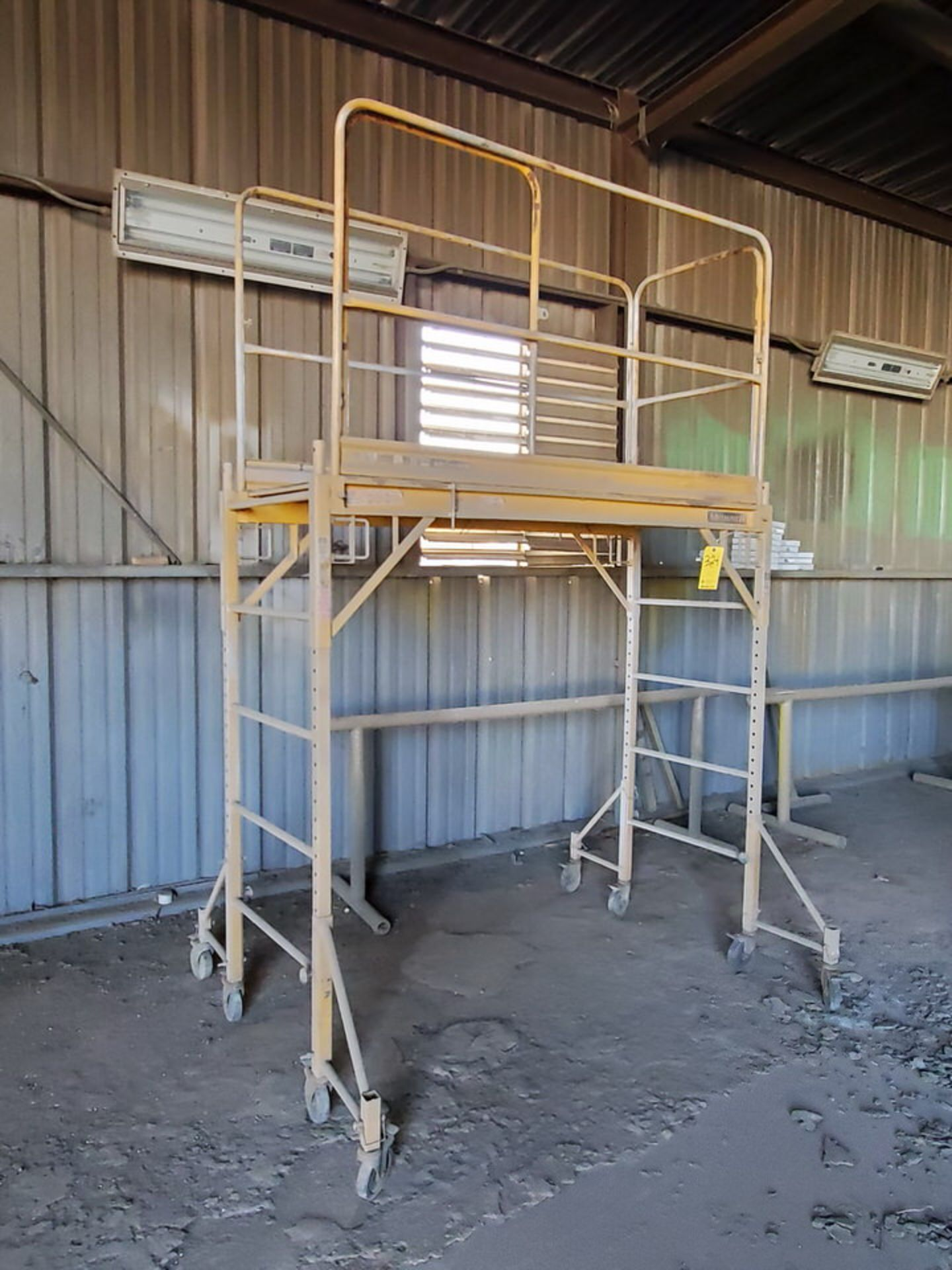 Scaffolds - Image 2 of 5