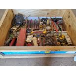 Assorted. Tooling To Include But Not Limited To: Sockets, Miller Foot Pedal, Hand Saws, Hammers,