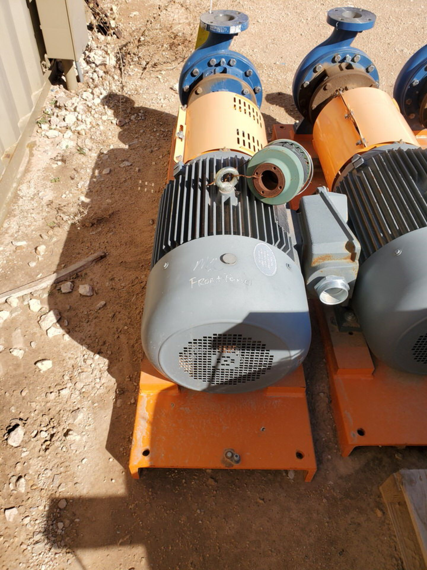 2019 Griswold 811M Centrifugal Pump Size: 4 x 3-10, 7.83 Imp Dia; W/ 50HP Motor - Image 4 of 8