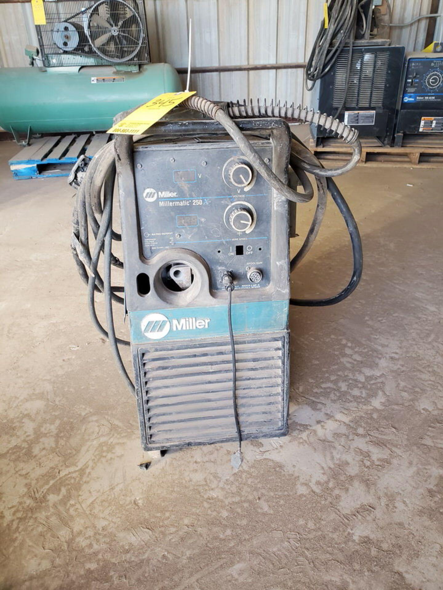 Miller Millermatic 250 Plasma Cutter 200/230V, 48/42A, 1PH, 60HZ - Image 2 of 7