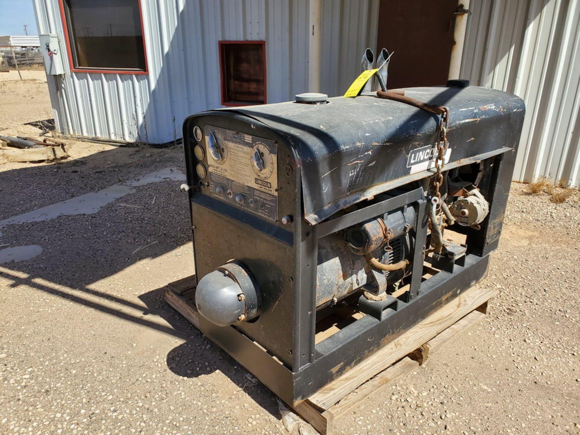 Lincoln Sa-250D3.152 Arc Welder