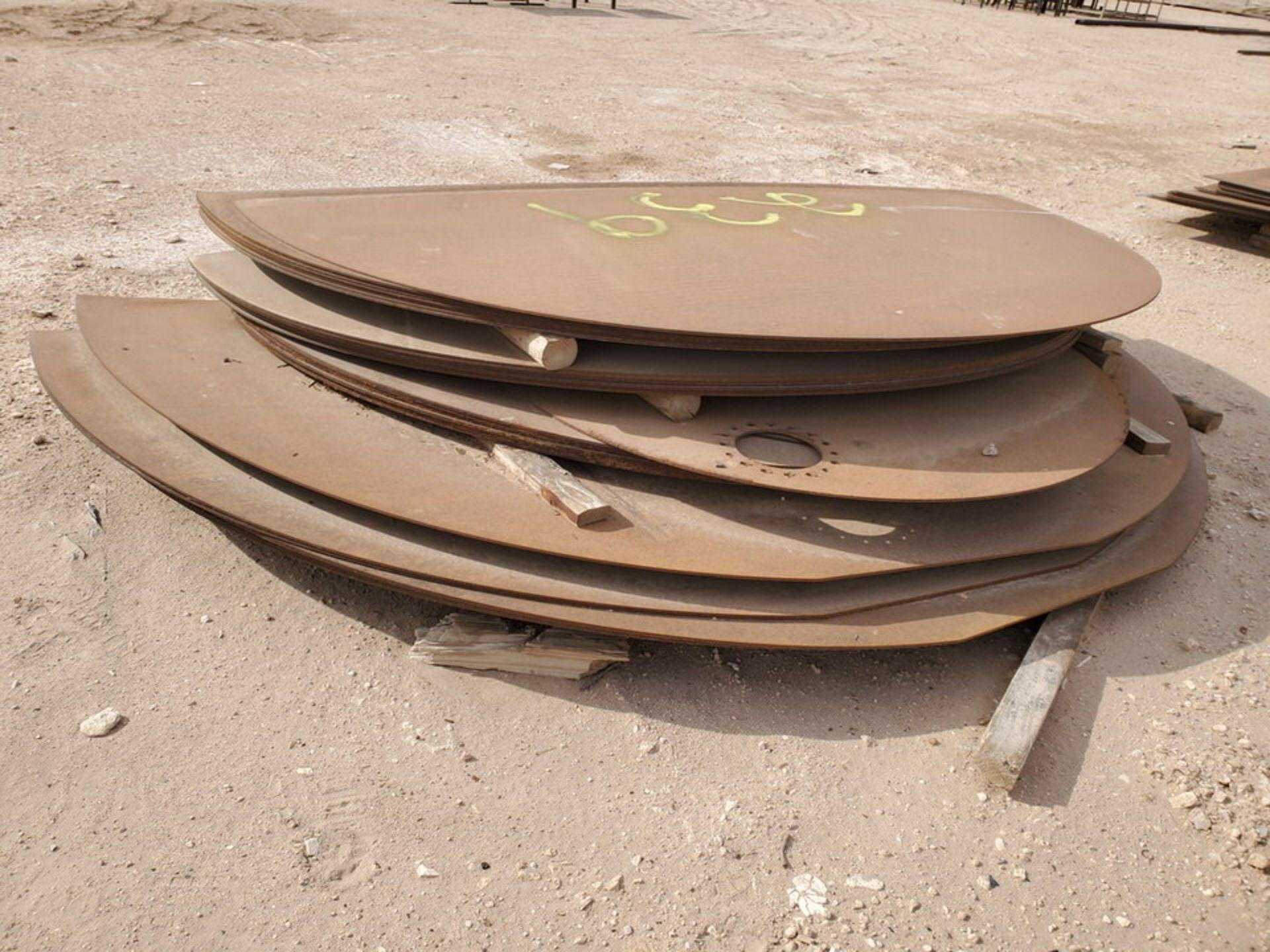 API Tank Bottoms Size Range: 10'-11'W - Image 10 of 10