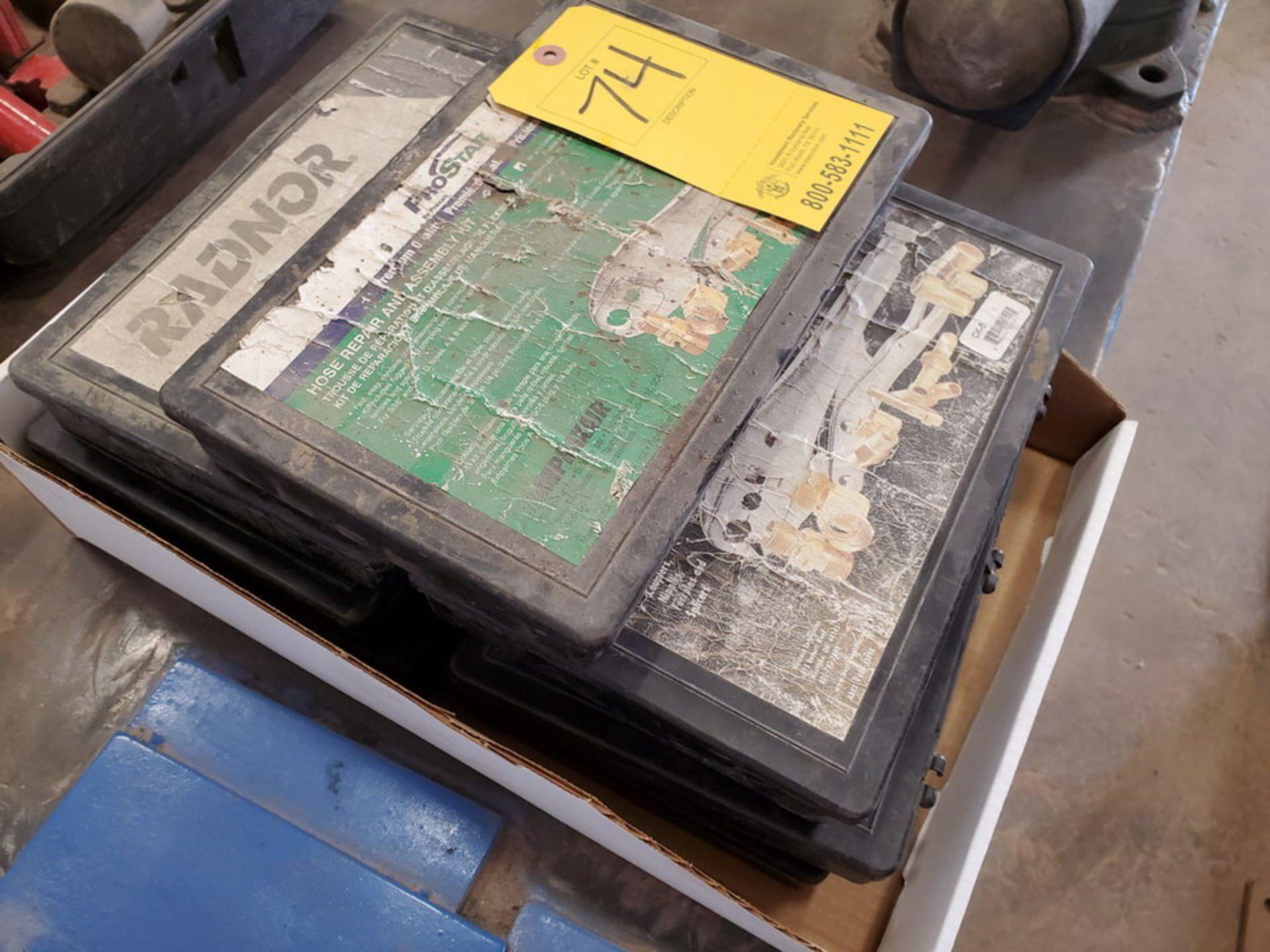 Radnor & Frostar (7) Hose Repair & Assy Kits - Image 2 of 4