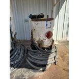 Schmidt 12' Portable Abrasive Sand Blaster Pot 150psi@250F, -20F@150psi; NB# 10371