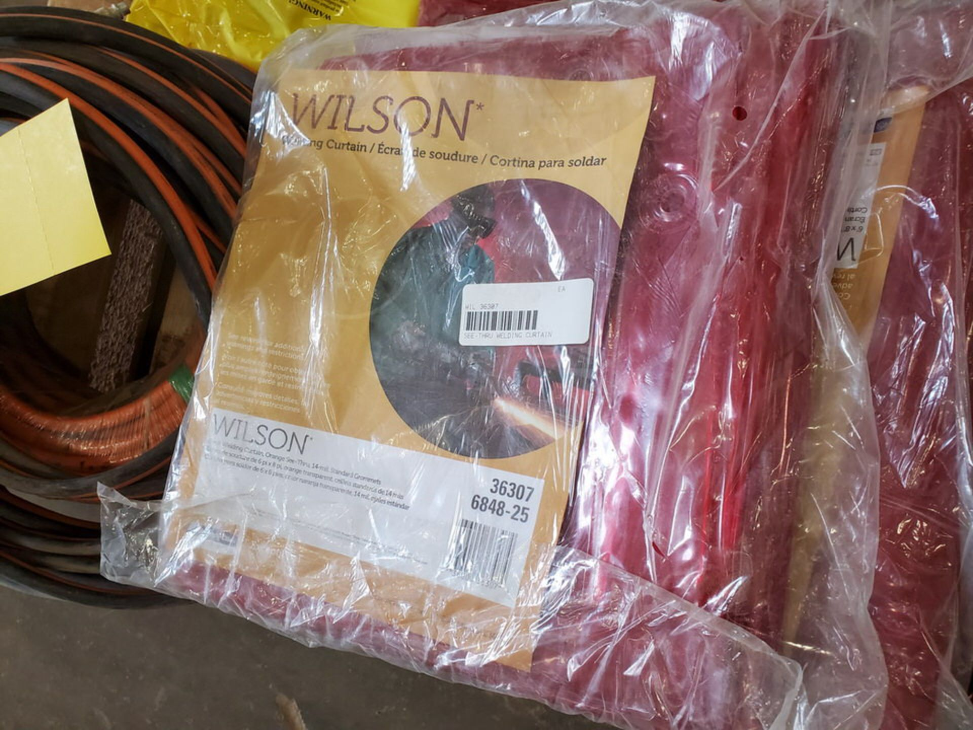 Assorted Welding Material To Include But Not Limited To: Electrode Holders, Gloves, Hoses, Rods, - Image 10 of 12