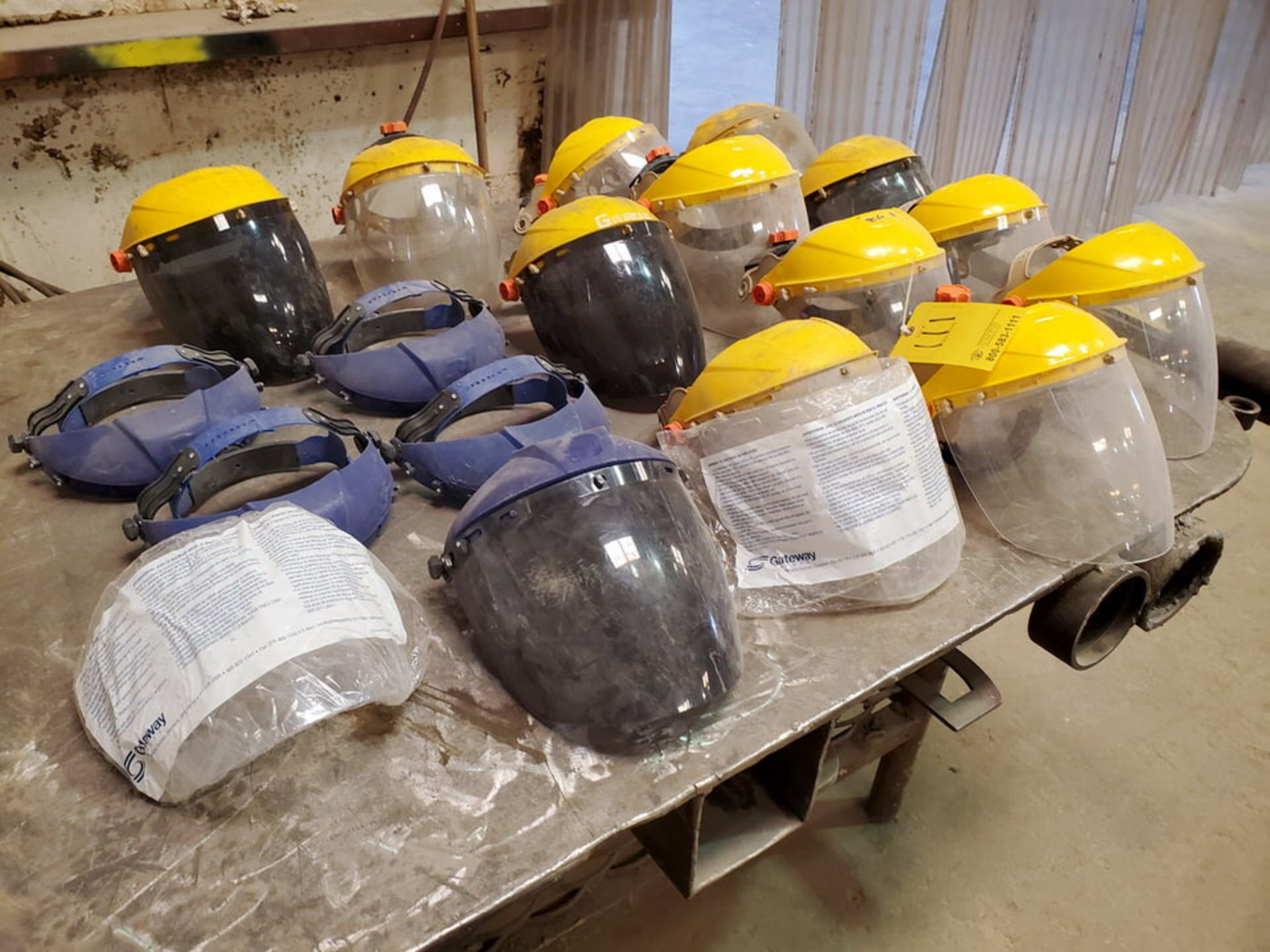 Assorted Welding Face Shields - Image 4 of 4
