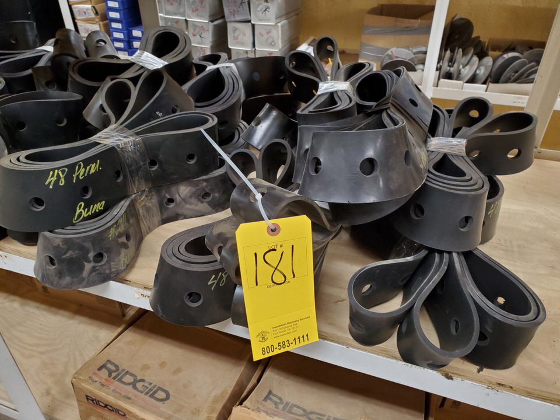 """Assorted Gaskets 9"""" - 48""""; W/ Assorted Springs - Image 9 of 13"""