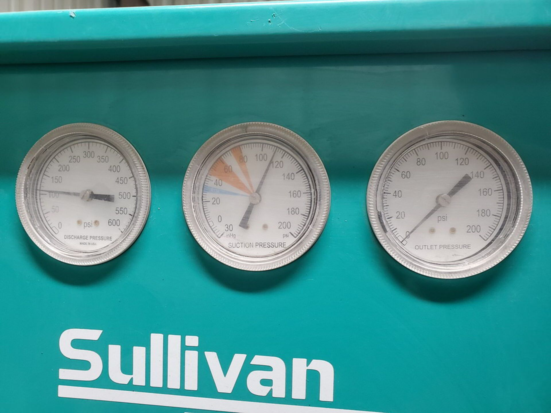 2017 Sullivan Palatek SPRF-1175A-436 Air Dryer 460V, 11.8A, 5HP, 150psi - Image 5 of 6