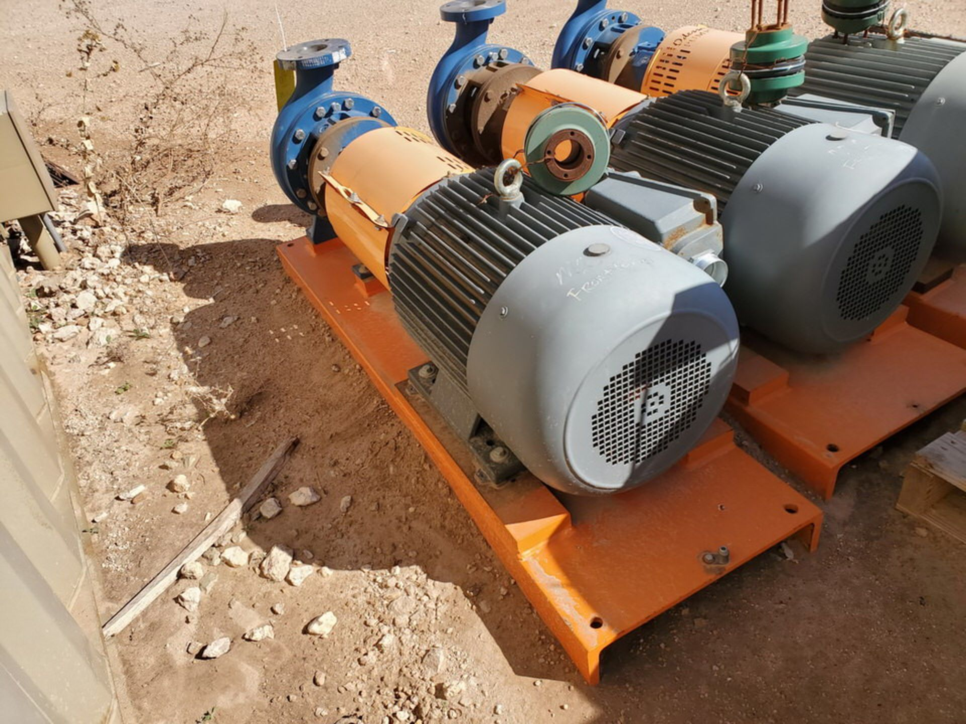 2019 Griswold 811M Centrifugal Pump Size: 4 x 3-10, 7.83 Imp Dia; W/ 50HP Motor - Image 5 of 8