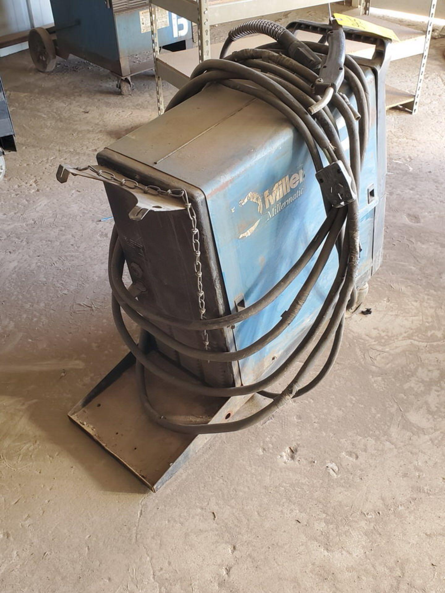 Miller Millermatic 250 Plasma Cutter 200/230V, 48/42A, 1PH, 60HZ - Image 4 of 7