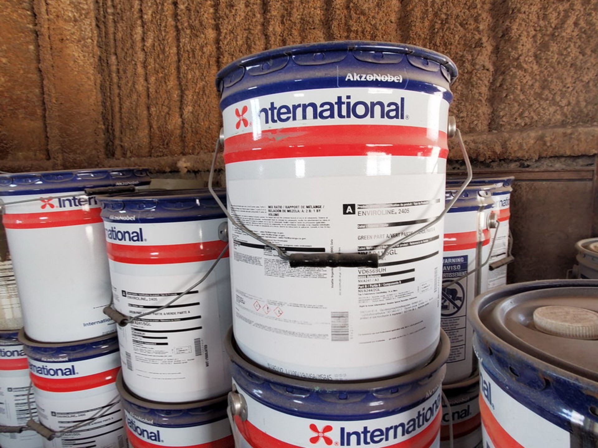 Assorted Paints & Marine Coatings Mfg's: PPG, Intl. & Other - Image 8 of 10