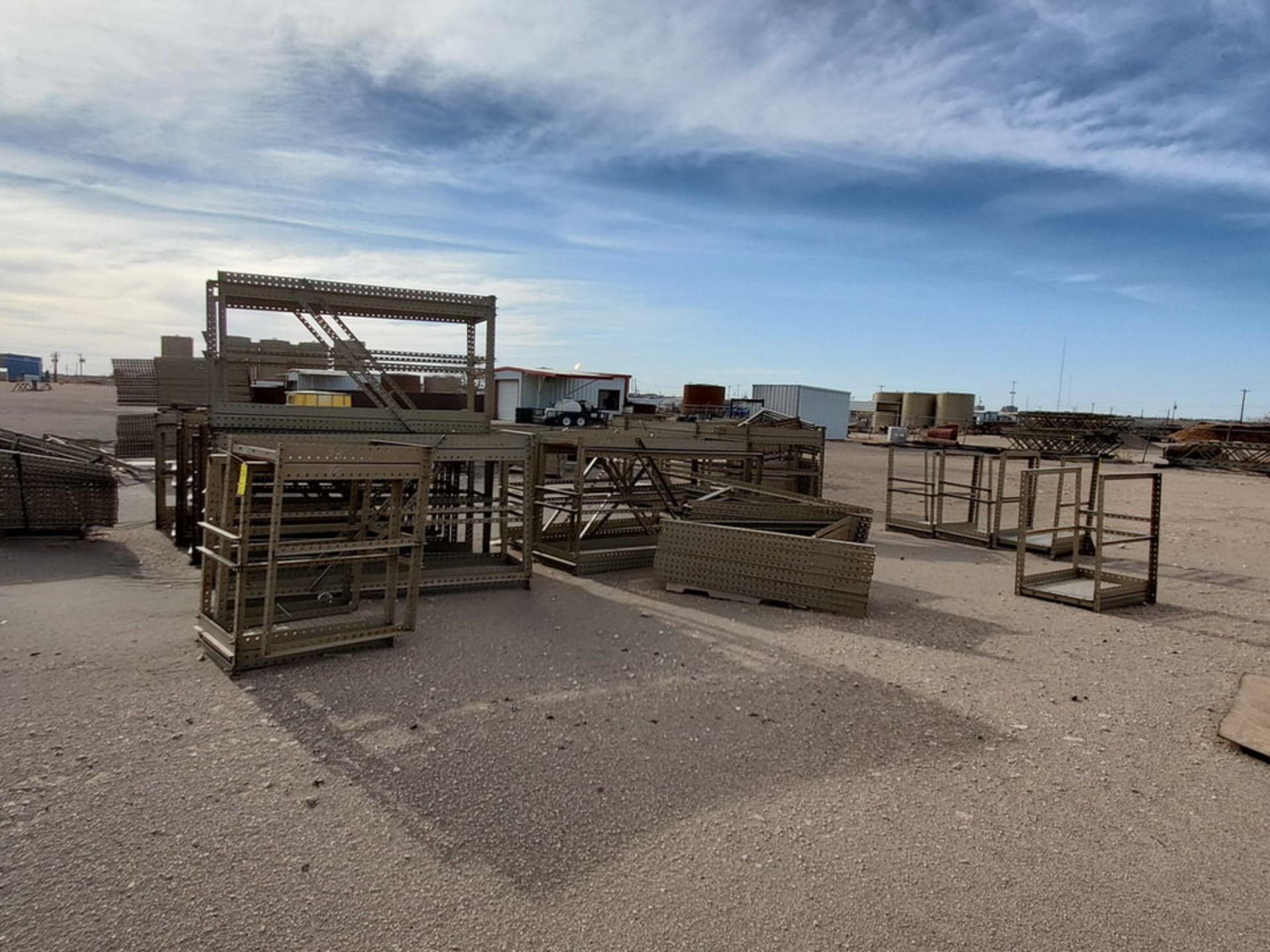 Disassembled Catwalk Sections - Image 20 of 20
