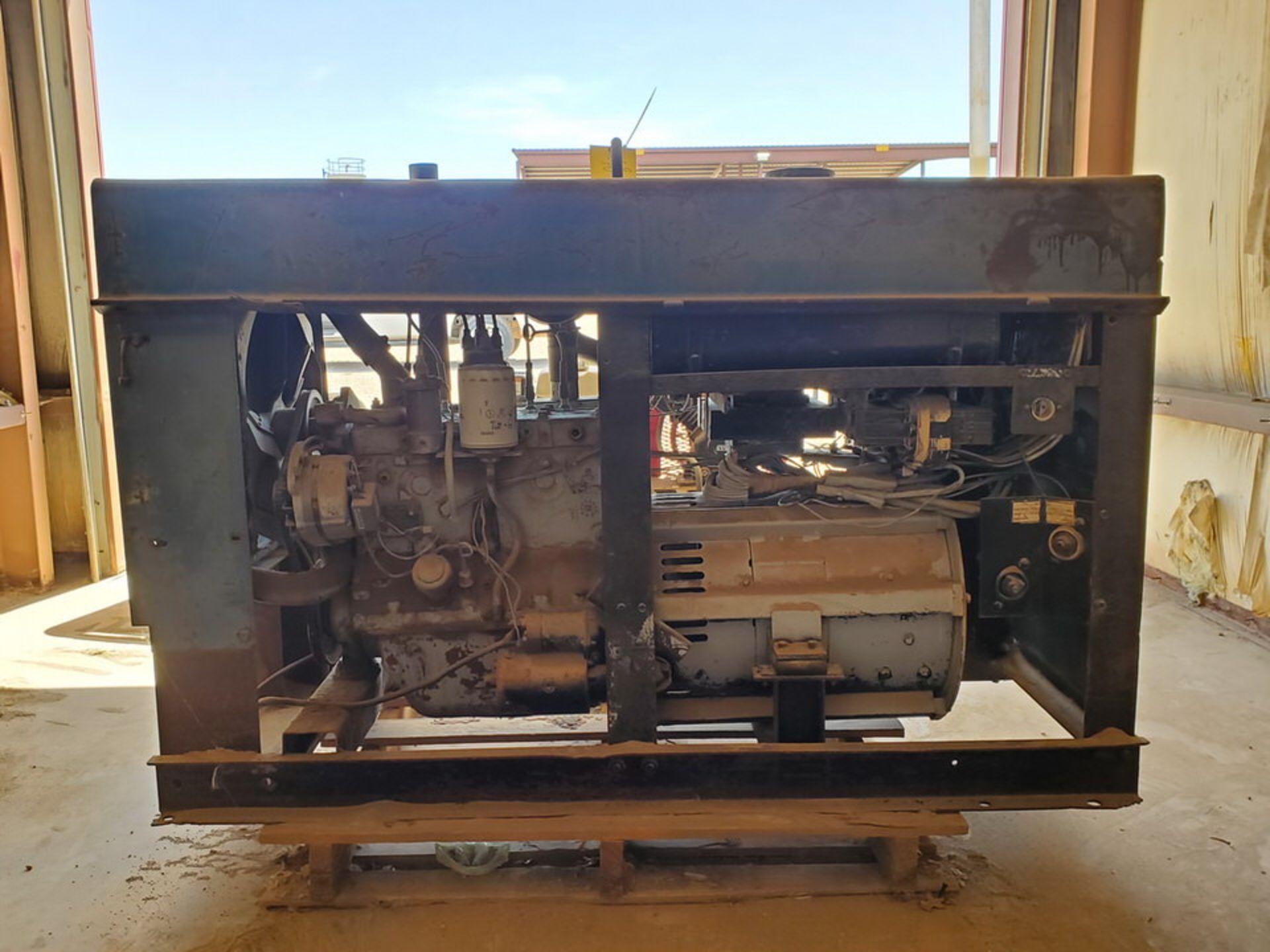 Miller Big 20 Welder Generator CC/DC: 20-750A, CC/AC: 20-575A - Image 3 of 8
