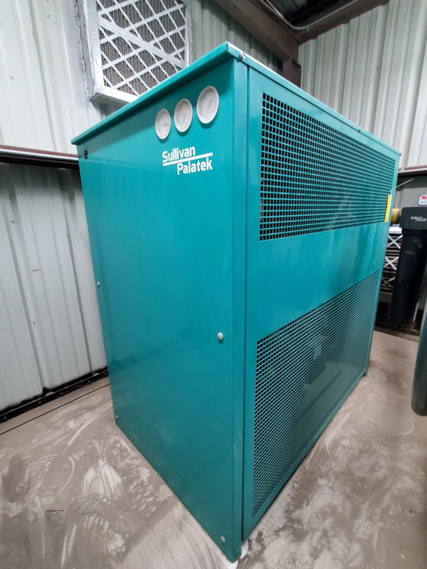2017 Sullivan Palatek SPRF-1175A-436 Air Dryer 460V, 11.8A, 5HP, 150psi
