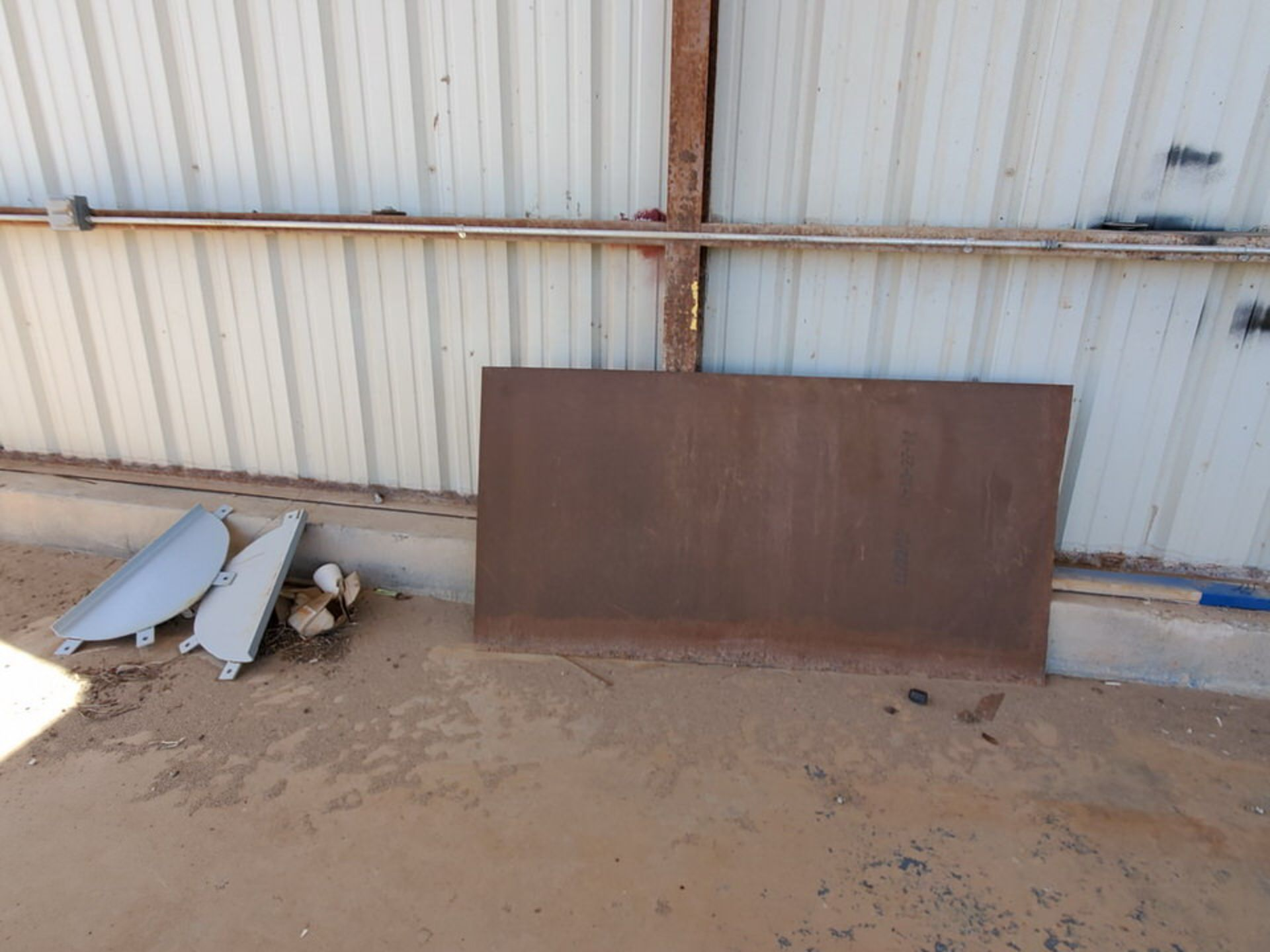 Misc. Matl. To Include But Not Limited To: Lift Basket, Welding Table, Sheet Metal, Ele Wire, Rope - Image 11 of 13