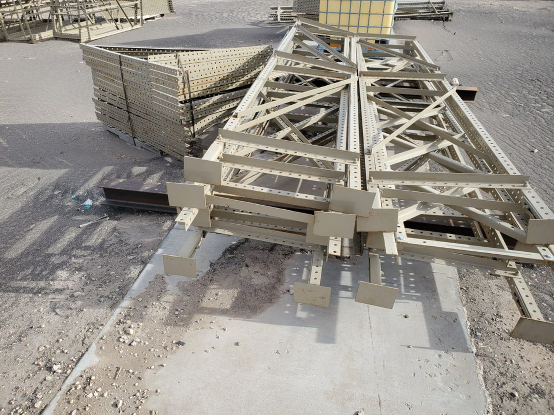 Disassembled Catwalk Sections - Image 13 of 20