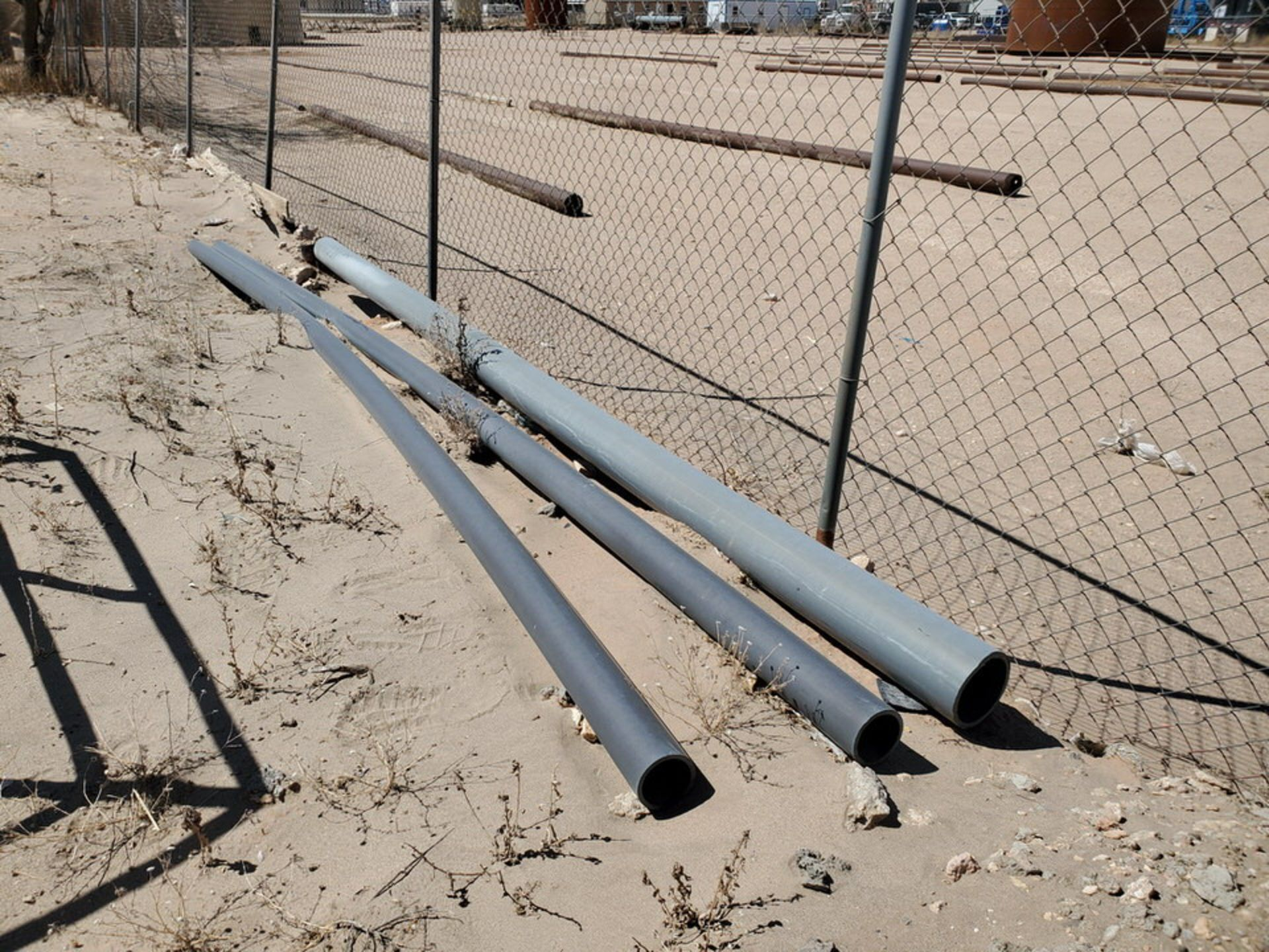 """(3) PVC Pipe Joints Sch 80 & Other; Size Range: 4""""-6"""", 17'9""""-20'L - Image 3 of 8"""
