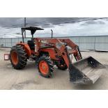 Kubota M4700 Tractor (LOCATION: FT WORTH, TX)