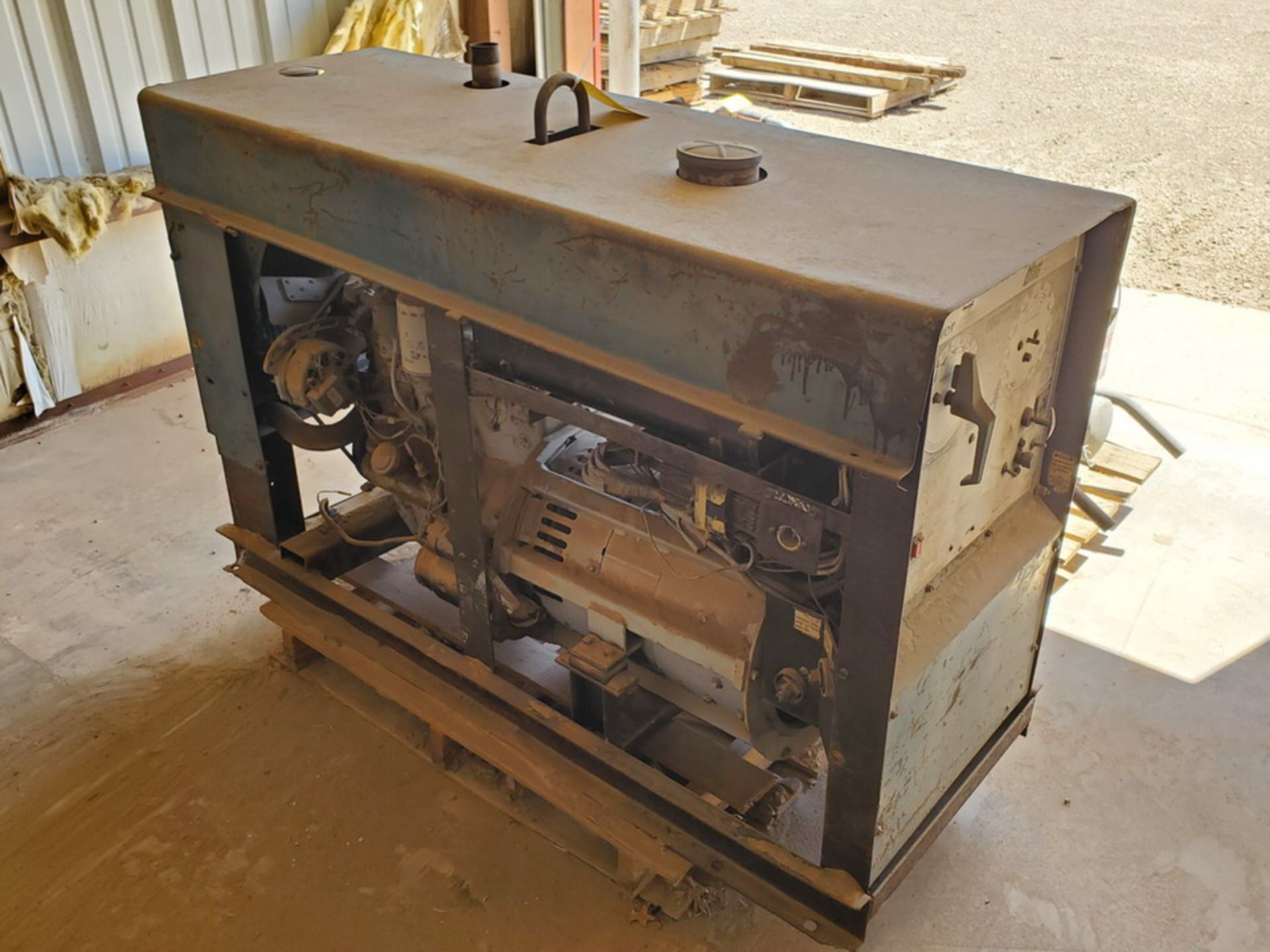 Miller Big 20 Welder Generator CC/DC: 20-750A, CC/AC: 20-575A - Image 4 of 8