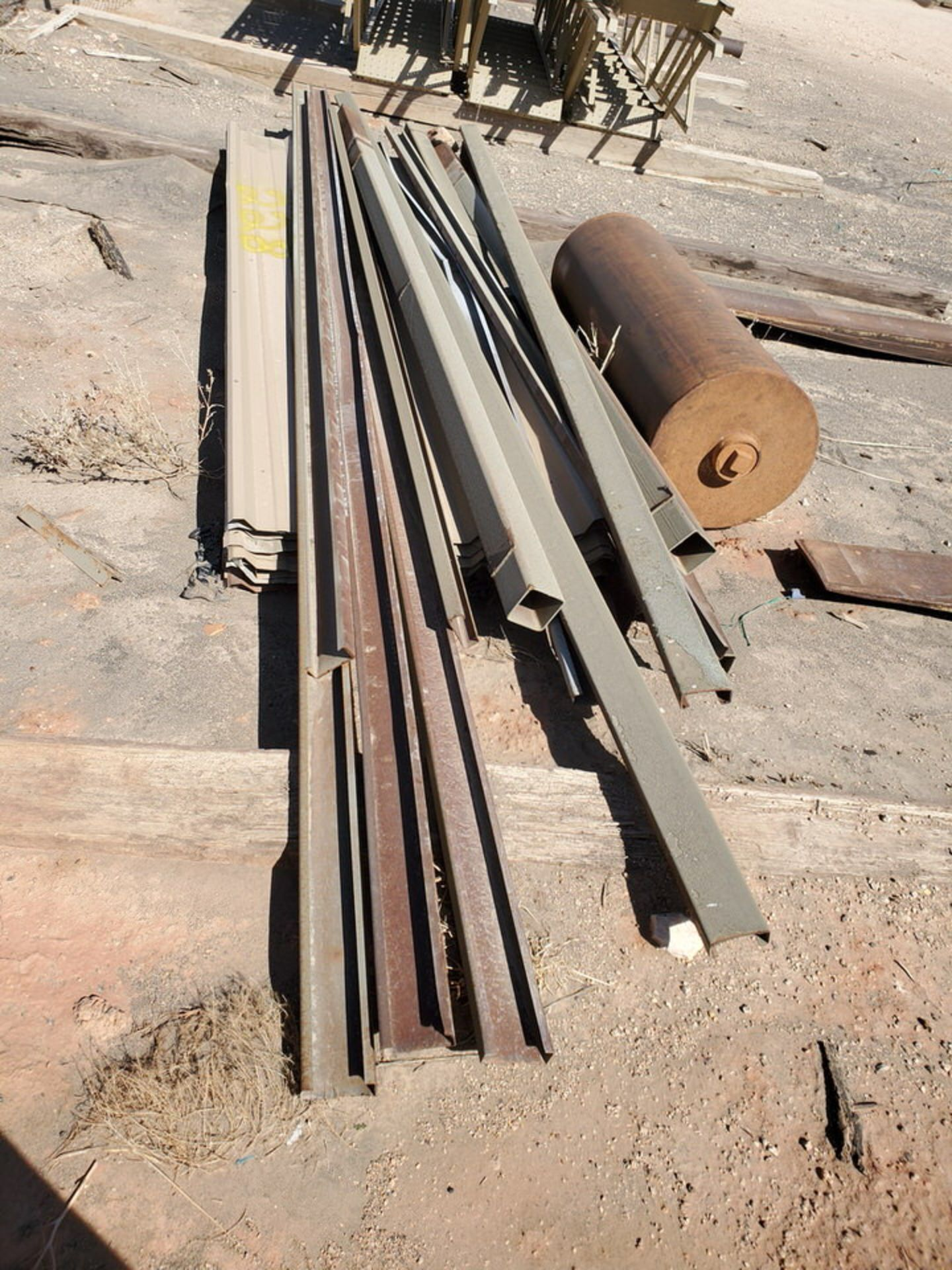 Assorted Material To Include But Not Limited To: Roller, Siding, Channel, Sq. Tubing, etc. - Image 6 of 10