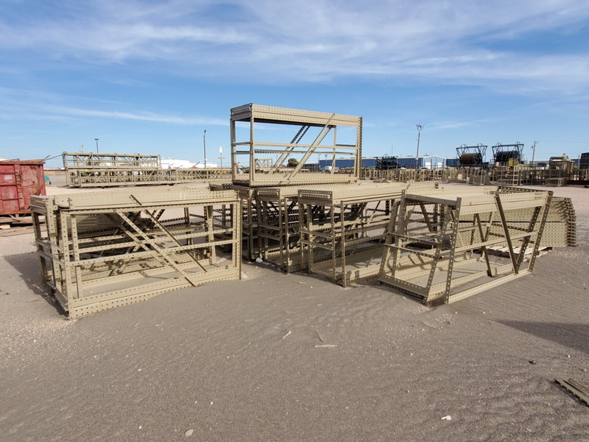 Disassembled Catwalk Sections - Image 17 of 20