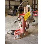 Milwaukee Mag Drill 120V, 12.5A, 60HZ, 250/500RPM
