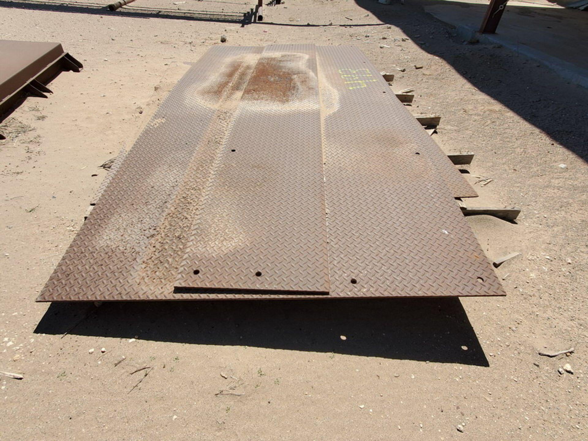 Floor Plates Size Range: 13'L, 2' - 6'W - Image 3 of 6