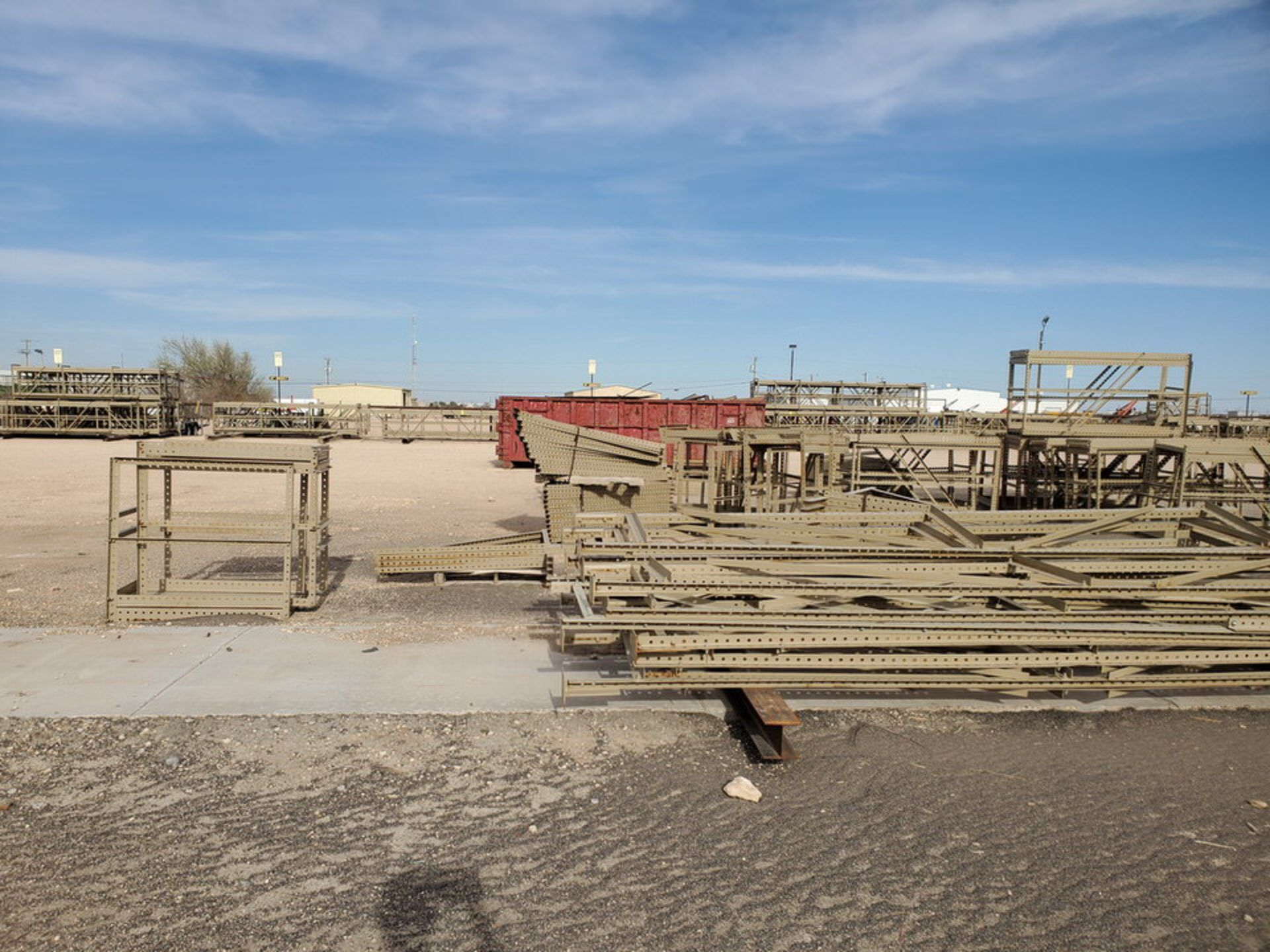 Disassembled Catwalk Sections - Image 10 of 20
