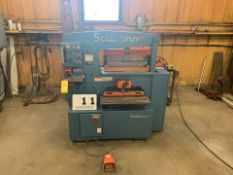 SCOTCHMAN IRONWORKER, MDL: 6509-24M, FF.114, PUNCH 65 ON, W/ ASSORT SIZE PUNCHES & TOOLING
