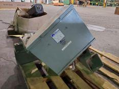 Acme Drive Isolation Transformer 460V, 20KVA, 60HZ, 3PH (Location: 1804 Jack McKay Blvd, Ennis TX