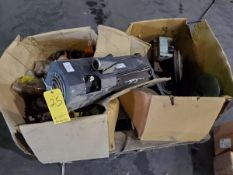 Rexroth Permanent Magnet Motor 3PH, 3000/min-1; To Include But Not Limited To: (2) Dayton Blowers,