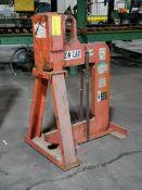 1996 Bushman 18818 4 Ton Lifting C-Hook (Location: 1804 Jack McKay Blvd, Ennis TX 75120)