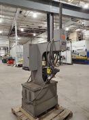 Haeger IP6-C2 6 Ton Pin Setter Press 440V, 3PH, 60HZ, 3A (Loc: 6200 N. I-35 East Waxahachie, TX