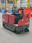 Factory Cat Floor Scrubber 5871hrs