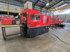 """Amada CMB 150 CNC Metal Cutting Carbide Circular Saw 200V, 3PH, 50/60HZ; Blade: 18.1"""" Dia x .11"""""""