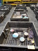 (4) Crates Of Assorted Raw Material Grades: 4140, 316, 17-4, etc.