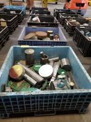 (5) Crates Of Assorted Raw Material Grades: 4140, 316, 17-4, etc.