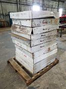 "Amada (10) Boxes Of Saw Blades 21-10"" x 3/4"""