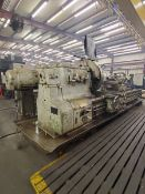 """Axelson 32 32"""" Manual Lathe (Opening bid Includes Rigging Fee)"""