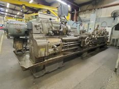 """Axelson 20 18"""" Manual Lathe (Opening bid Includes Rigging Fee)"""